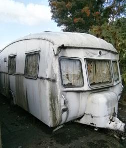 Connie's caravan